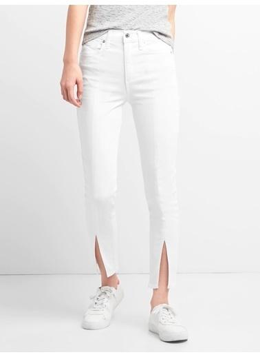 Gap Jean Pantolon | Skinny Beyaz